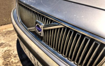 Land-Sharking it with the Not-So-New Volvo V70