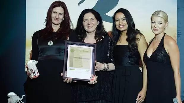 Hayward's Grand Safari Company wins big at the Sanlam Top Destination Awards 2017